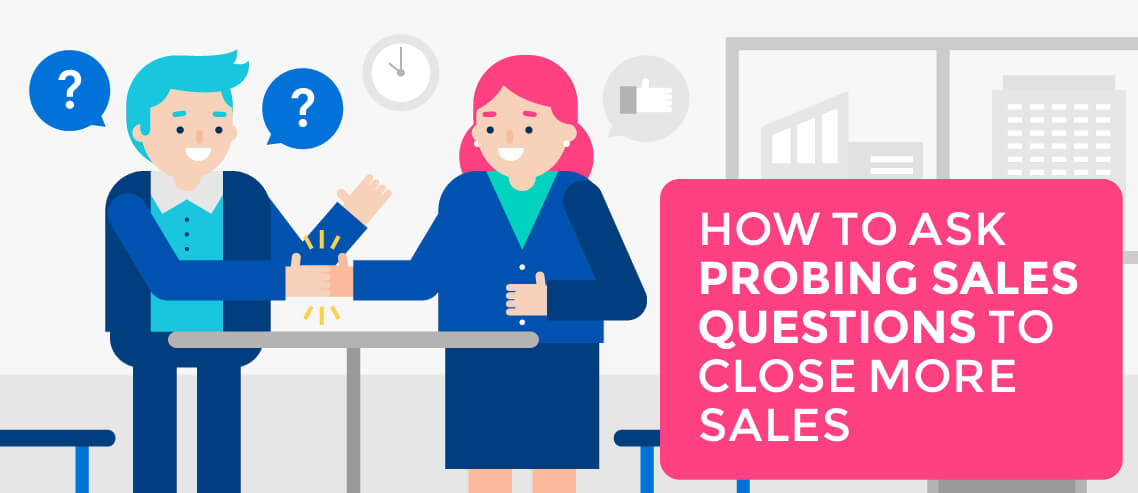 Title Card - How to Ask Probing Sales Questions