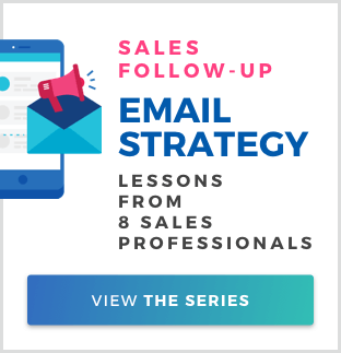 Sales Follow-Up Email Strategy