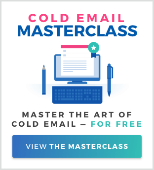 Cold Email Masterclass