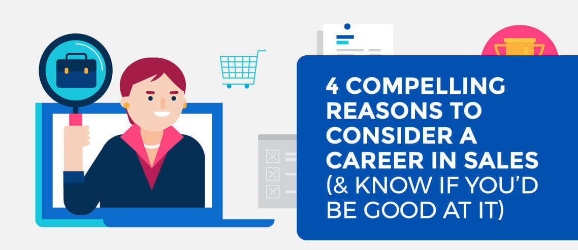 consider a career in sales