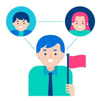 soft sales skill - being a team player