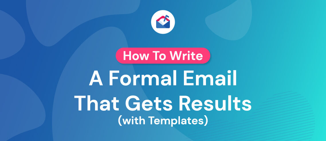 Formal Email That Gets Results
