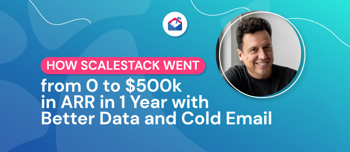 How Scalestack Went from 0 to $500k in ARR